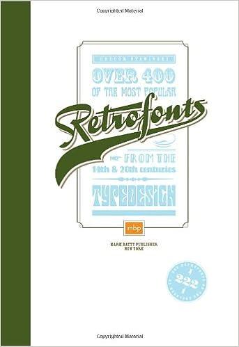 Retrofonts: Gregor Stawinksi: 9781935613015: Amazon com: Books