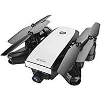 Gbell RC Aircraft Drone Quadcopter LH-X28GWF Dual GPS FPV with 1080P HD Camera Wifi Headless Mode