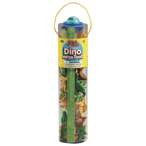 Dinosaur Toob - Safari Ltd Dino Mega TOOB