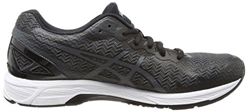 Asics Gel-DS Trainer 22, Scarpe Running Uomo, Nero (Black/Phantom/White), 49 EU