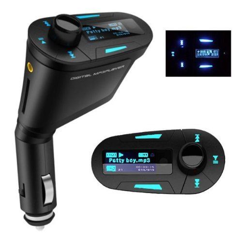 Findway® Multi-function Car Kit Mp3 Player Wireless Fm - Import It All