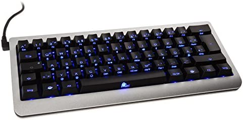 Ducky - Ducky Mini Gaming Tastatur, MX-Red, Bi-Color Blue Red ...