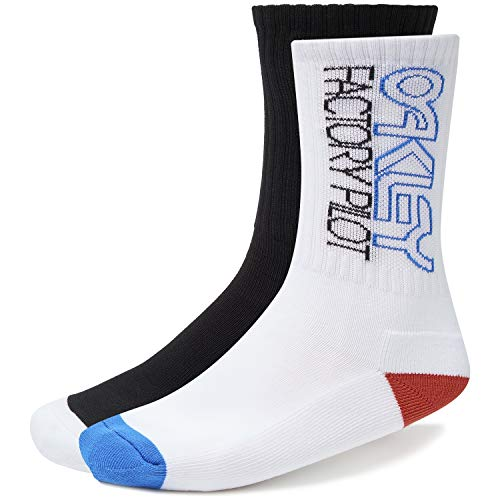 Oakley Factory Pilot Socks White S/M