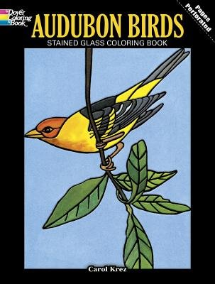 Audubon Birds Stained Glass - 5