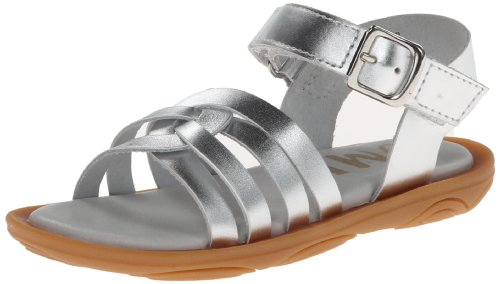 umi Kid Silver Kid Toddler Sandal Strap Cora Ankle Big Little Anw7YvAr1q