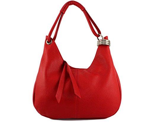 cuir Sac Clair Natalia natalia Italie cuir main natalia sac sac cuir femme cuir femme Plusieurs Rouge natalia femme Sac sac à Coloris pwCqvZZ