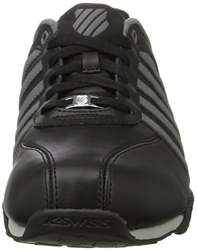 Charcoal Arvee Sneakers Black 1 Basses Swiss Homme K Highrise 5 Noir q4fz15xwn