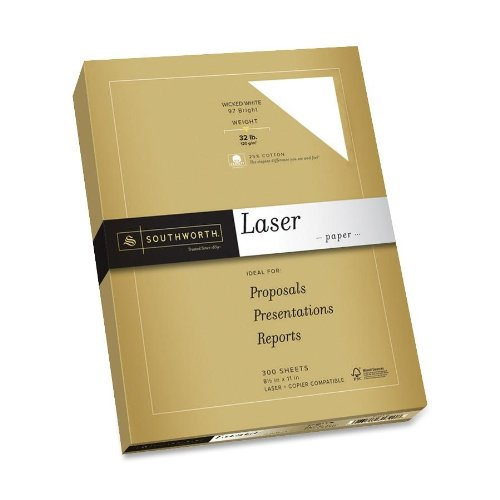 Southworth Premium Weight Business Paper - 4