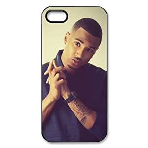 Creative Trey Songz Iphone 5/5S Case Plastic Back Case for Iphone 5/5S