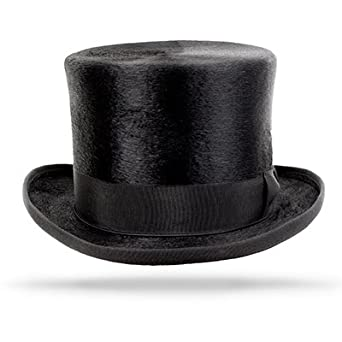 c3e8cd730ca Worth   Worth Men s Top Hat Beaver at Amazon Men s Clothing store