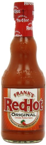 Franks Red Hot Sauce, 12 Ounce