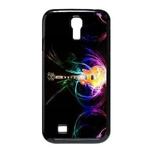 JenneySt Phone CaseLove Music Love Guitar For SamSung Galaxy S4 Case -CASE-9
