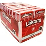 Lakerol Menthol-licorice Special 24-Pack by Lakerol