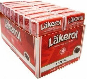Lakerol Menthol-licorice Special 24-Pack by Lakerol by Lakerol
