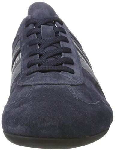 Low Bikkembergs Trainers Blue Men Springer xx4qU1wES