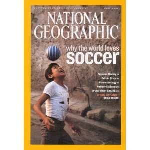 National Geographic: June 2006