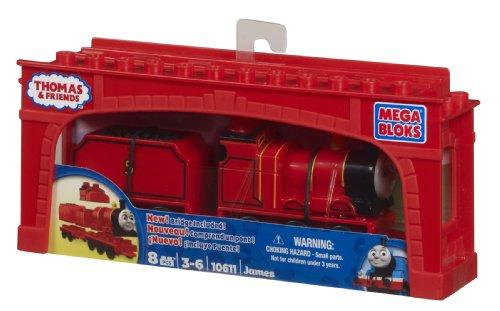 Mega Bloks Thomas and Friends – James, Baby & Kids Zone