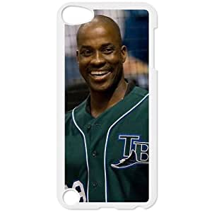 MLB IPod Touch 5 White Tampa Bay Devil Rays cell phone cases&Gift Holiday&Christmas Gifts NADL7B8825625