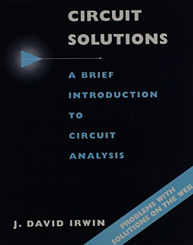 Download Users Guide To Accompany Circuit Solutions: A Brief