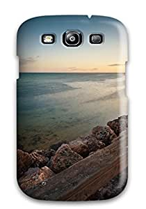 Hot New Clam Beach Case Cover For Galaxy S3 With Perfect Design