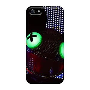 Hot Snap-on Deadmau5 Hard Cover Case/ Protective Case For Iphone 5/5s