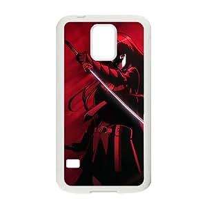 Akame Ga Kill Samsung Galaxy S5 Cell Phone Case White DIY Ornaments xxy002-9215750
