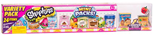 Shopkins Season 10 Mini Pack - Mega Pack (24 Items)]()