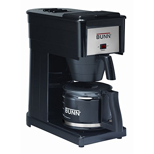 Bunn Basic 10-cup Home Pourover Brewer (Best Affordable Home Espresso Machine)