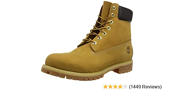 1363e3a23a Timberland Men's 6-Inch Premium Waterproof Boot