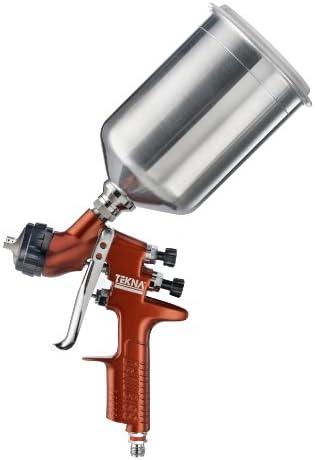 C.A. Technologies CAT-X Spray Gun Automotive E- Pack 3M PPS Cup Black Teflon Coated