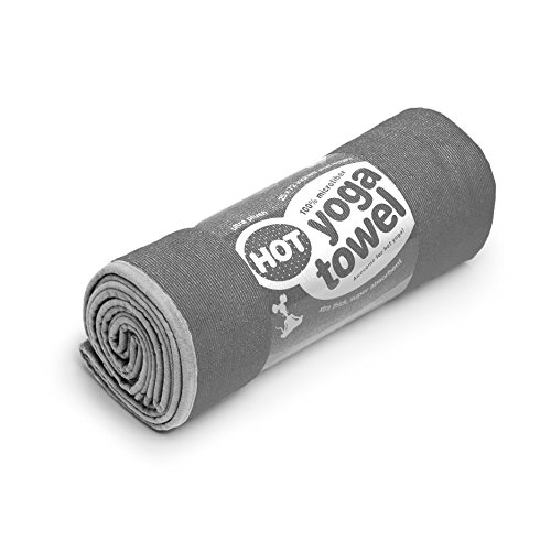 YogaRat Hot Yoga Towels: 3 mat sizes and hand size