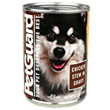 Pet Guard Chicken Stew in Gravy Canned Dog Food 14 Ounce
