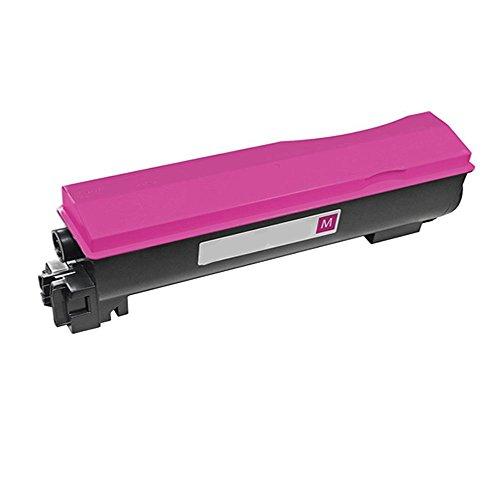 (Insten Premium Color Toner Cartridge for Kyocera-Mita FS-C5400/C5400DN (TK572M), Magenta, Page Yield: 12K)