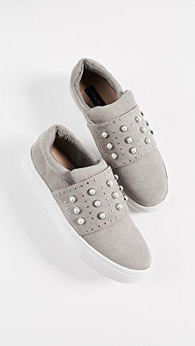 Madden Steve by Women's STEVEN Grey Sneaker DEYLIN wR0wTSqxnB