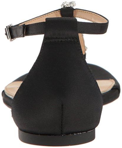Badgley Mischka Juvel Womens Carol Kjole Sandal Sort