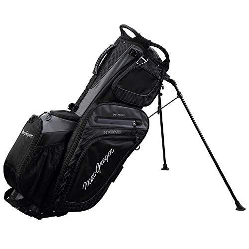 MacGregor Golf Hybrid Stand/Cart Golf Bag, Black