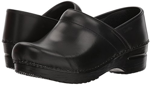 Wide Women's Pro Clog Black Cabrio Sanita Original 6qdwxCqI