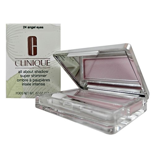 Clinique All About Shadow Super Shimmer Eye Shadow 24 Angel