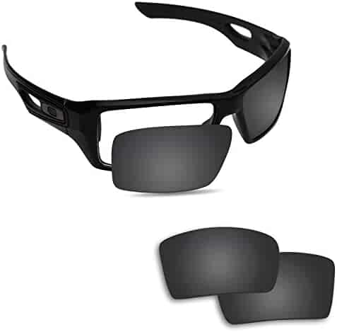 12ff02082a Fiskr Anti-saltwater Replacement Lenses for Oakley Eyepatch 1 2 Sunglasses  - Various Colors