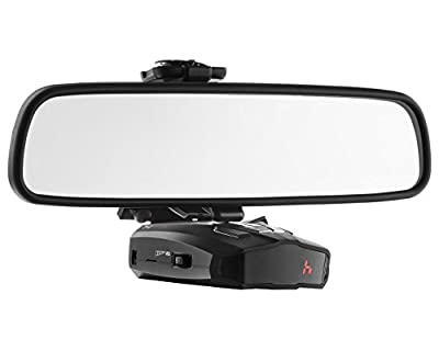 Radar Mount Mirror Mount Radar Detector Bracket - Cobra XRS iRadar