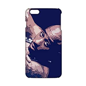 Ultra Thin rap hip hop 3D Phone Case and Cover for Iphone 6 Plus