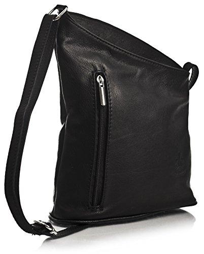 Big Handbag One nero a Shop tracolla Nero Borsa donna ArqA7