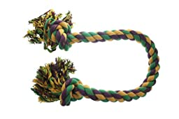 Multipet Nuts for Knots 48-Inch Rope Dog Toy, XX-Large