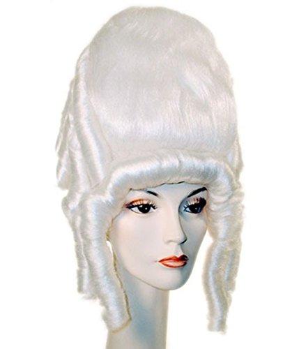 Madame De Pompadour Marquise 18th Century Costume Wig (white)