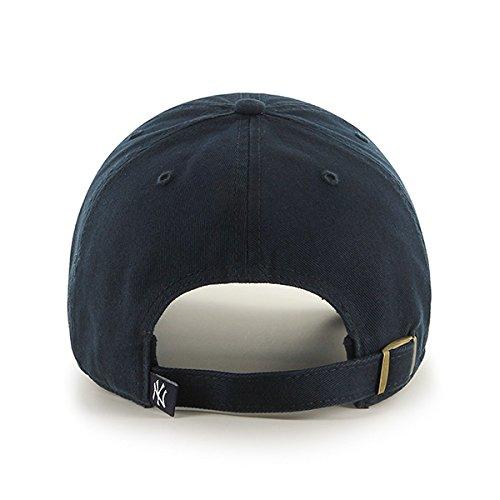 e8634f74e05894 ... One MLB New York Yankees Men's '47 Brand Home Clean Up Cap, Navy, ...