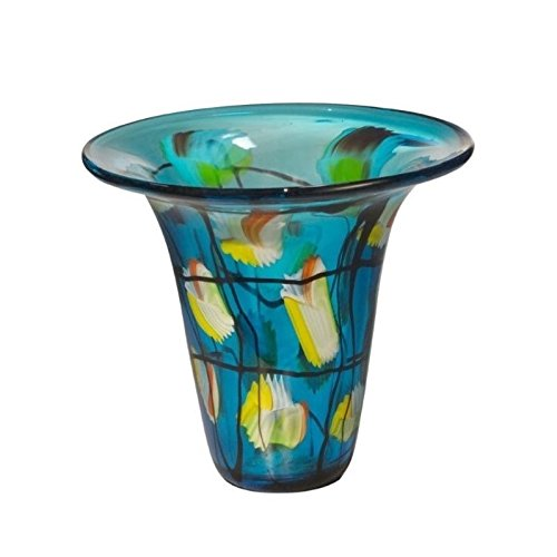Favrile Vase (Dale Tiffany AV14081 Imagination Vase)