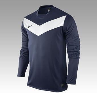 NIKE Victory - Camiseta de fútbol para Hombre, tamaño S, Color Azul: Amazon.es: Ropa y accesorios