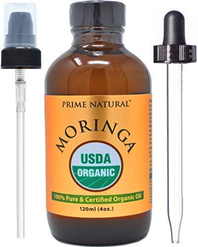 Prime Natural Organic Moringa