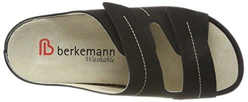 Mules Noir Schwarz Berkemann Washable Femme 015 Fedora qUfAEp76wx