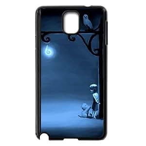 alone 7 Samsung Galaxy Note 3 Cell Phone Case Black ten-329167